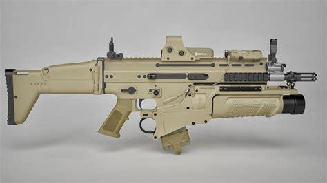 Scar Assault Rifle Models