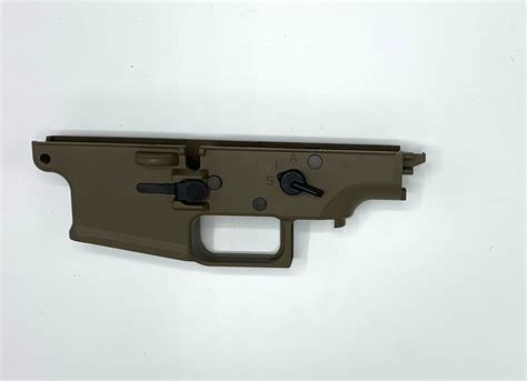 Scar H Lower Receiver Airsoft