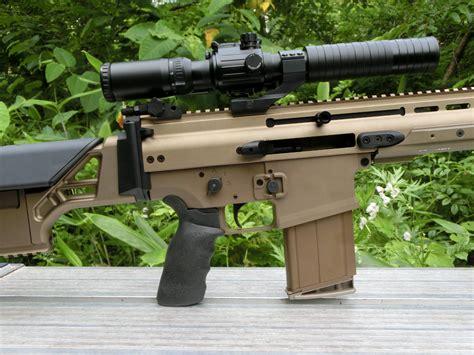Scar Mk20 Buttstock
