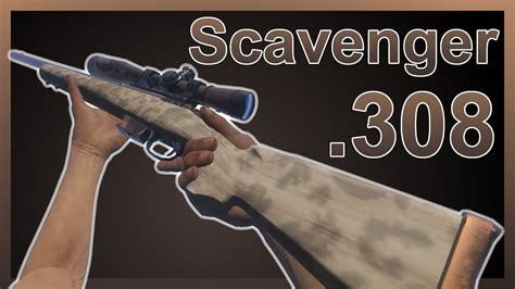 Scavenger 308 Hunting Rifle Price