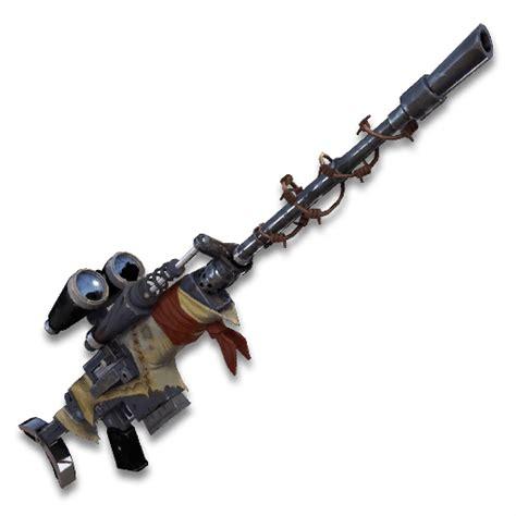 Scavenger Sniper Rifle Stw