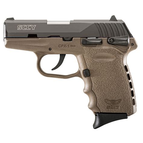 Sccy Cpx 1 9mm Accessories
