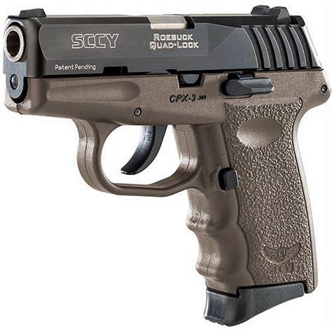 Slickguns Sccy Cpx-3 380 Slickguns.