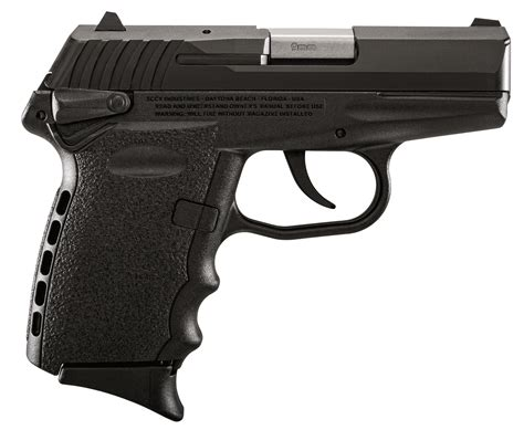 SCCY Industries CPX-3 380ACP 3 1 Duo-Tone No Safety 10RD