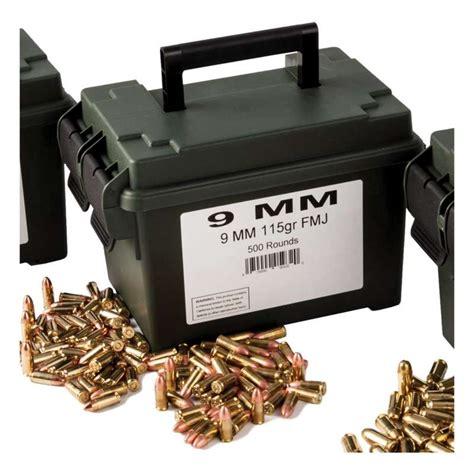 Scheels Remington Ammo 9mm