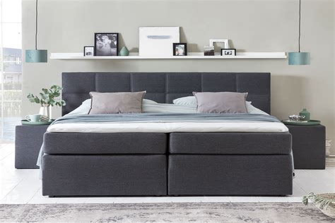 Schlafzimmer Mit Boxspringbett Einrichten