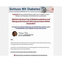 Free tutorial schluss mit diabetes diabetes treatment german version