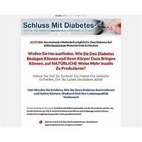 Best schluss mit diabetes diabetes treatment german version
