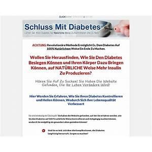 Schluss mit diabetes? lernen sie, ihren diabetes auf nat?rliche weise zu kontrollieren und zu heilen is bullshit?