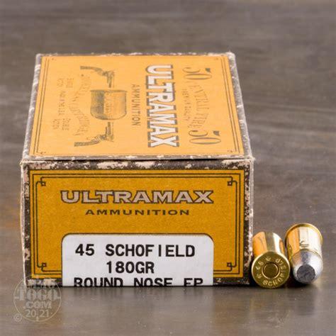 Schofield 45 Ammo Price