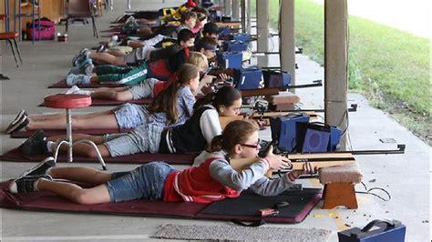 School Shooting Rifle