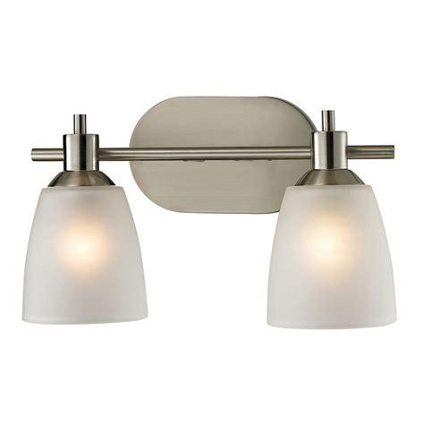 Schrum 2-Light Bath Bar
