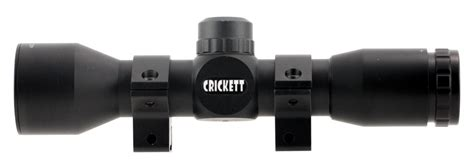 Scope Base For Crickett First Rifle