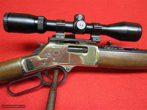 Scope For 357 Magnum Rifle