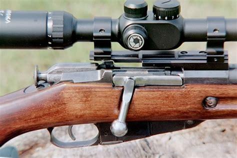 Scope Mounts For Mosin Nagant Rifles