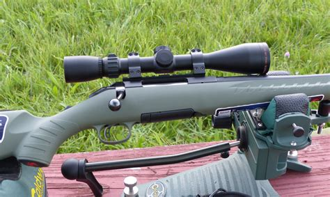 Scope Rings For Ruger American Predator Rifle
