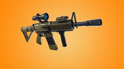 Scoped Assault Rifle Fortnite Sniper Kil