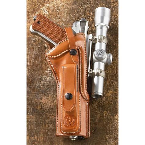 Scoped Handgun Holster