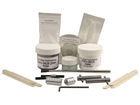 Score High Pillar Bedding Kits Remington Gunsmith Kit