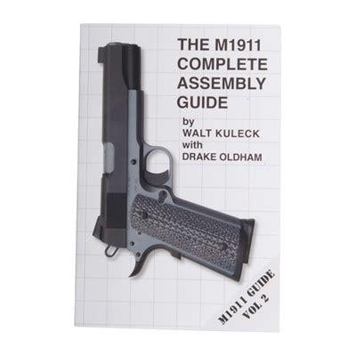 Scott A Duff M1911 Complete Assembly Guide Volume Ii