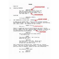 Free tutorial screenplay writing secrets!
