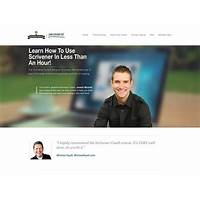 Scrivener coach's learn scrivener fast online membership course online coupon