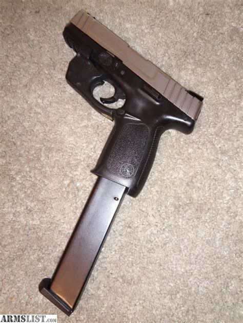 Sd9ve Extended Mag