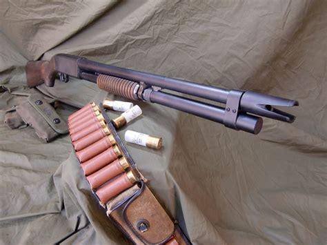 Seals Using Ithaca Shotguns