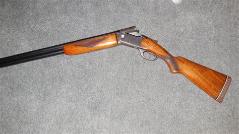 Sears Double Barrel 20 Gauge Shotgun Safety