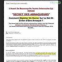 Best reviews of secret des arnaqueurs comment eviter d'etre arnaque