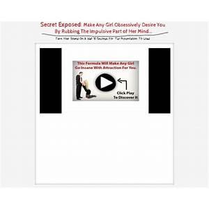 Secret exposed make any girl obsessively desire you programs