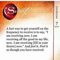 Best secret law of attraction frequencies online