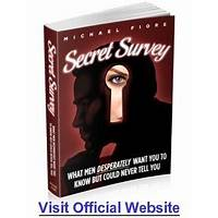 Guide to secret survey: the truth about men