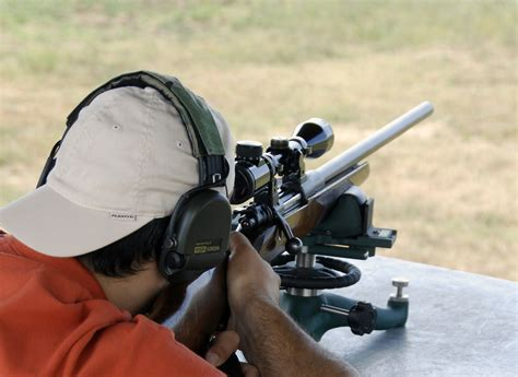 Selecting A Rifle Scope