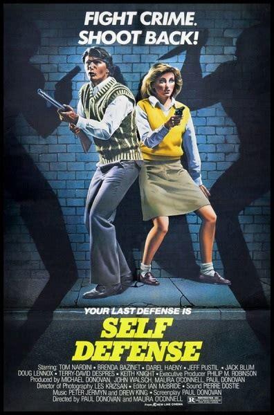 Self Defense 1983 Dvd