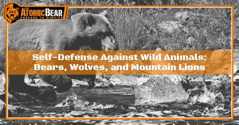 Self Defense Against Animals
