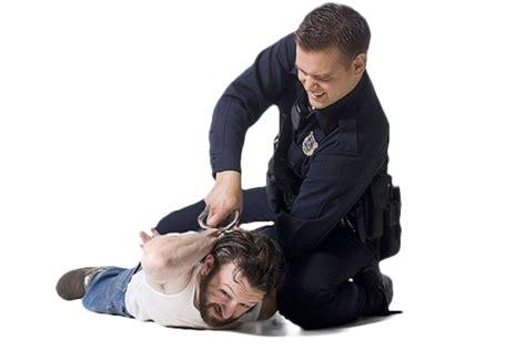 Self Defense Against Cops