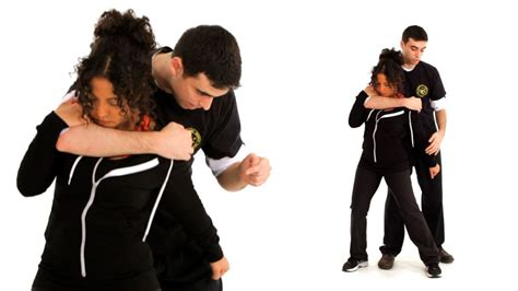Self Defense Choke Hold
