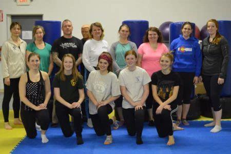 Self Defense Classes Hampton Va