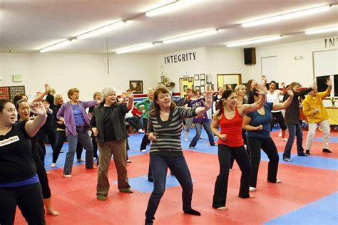 Self Defense Classes North York