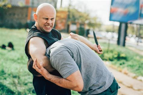 Self Defense Is A Defense To A Charge Of Assault