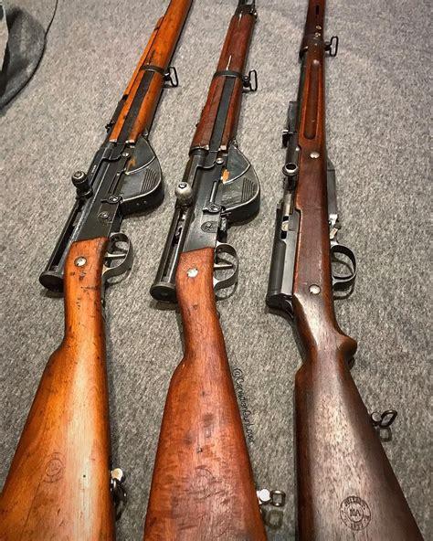 Self Loading Rifle Ww1