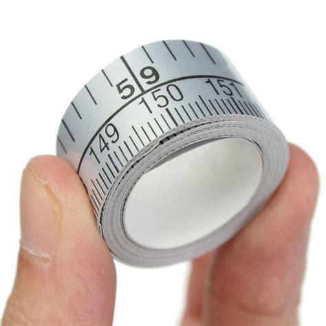 Self adhesive ruler tape Image