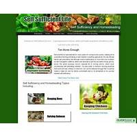 Self sufficient life com online coupon