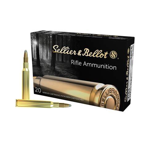 Sellier Bellot 7x64mm Brenneke 173gr Spce Ammo 7x64mm Brenneke 173gr Soft Point Cutting Edge 20box