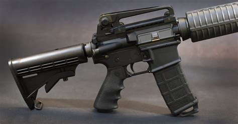 Selling Assault Rifle Out Of State