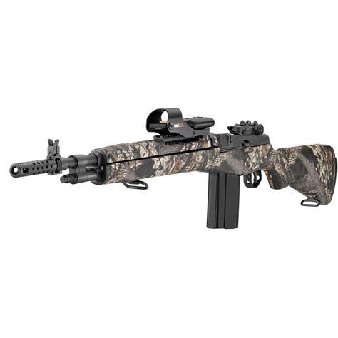 Semi Auto 308 Scout Rifle