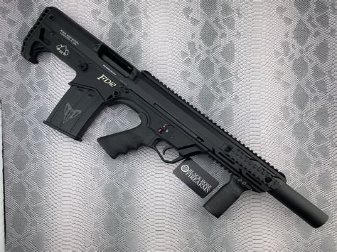 Semi Auto Bullpup Tactical Shotgun