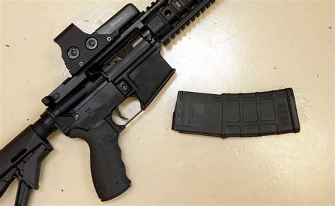 Semi Auto Hunting Rifle With Detachable Magazine