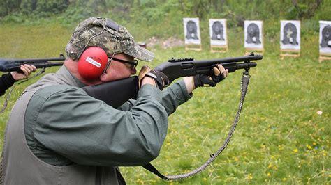 Semi Auto Shotgun For Bear Defense